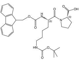 Fmoc-L-Lys(Boc)-L-Pro-OH