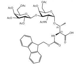 Fmoc-L-Thr(Gal(1-->3)GalNAc)-OH