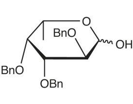 2,3,4-Tri-O-benzyl-L-fucopyranose