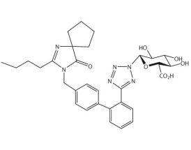 Irbesartan-N-beta-D-glucuronide