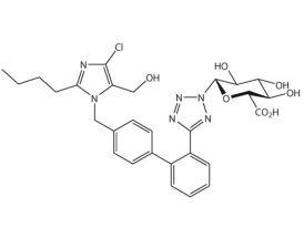 Losartan-N-beta-D-glucuronide