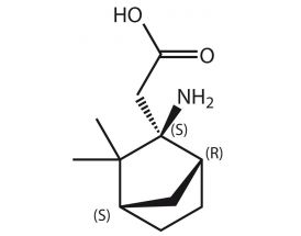 (Amino-3,3-Me2-BChept-2-yl)acetic acid*HCl (R,S,S)
