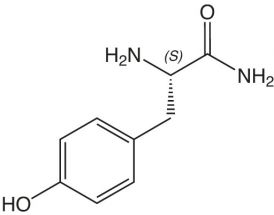 H-L-Tyr-NH2*HCl