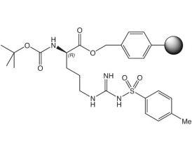 Boc-D-Arg(Tos)-Merrifield Resin