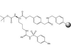 Boc-D-Arg(Tos)-PAM Resin