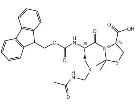 Fmoc-L-Cys(Acm)-L-Cys[PSI(Me,Me)Pro]-OH