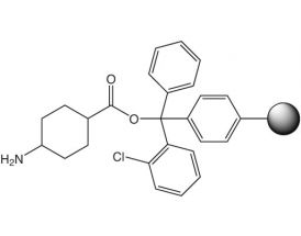 4-Aminocyclohexyl carboxylic acid-2CT Resin