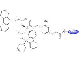 Fmoc-D-Asn(Trt)-AC TG