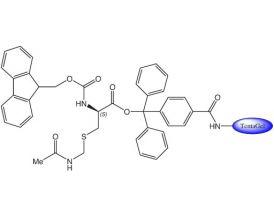 Fmoc-D-Cys(Acm)-Trt TG