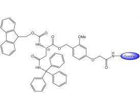 Fmoc-L-Asn(Trt)-AC TG