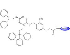 Fmoc-L-Cys(Trt)-AC TG