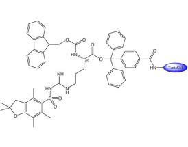 Fmoc-L-Arg(Pbf)-Trt TG