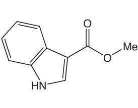 Indole-3-carboxylic acid methyl ester, 99%