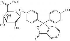 Phenolphthalein-beta-D-GlcUA*Na
