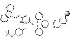Fmoc-L-Tyr(tBu)-TCP-Resin