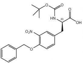 Boc-D-Tyr(Bzl,3-NO2)-OH
