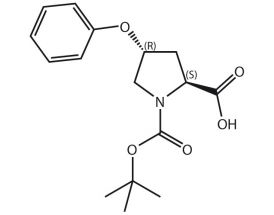 Boc-L-Pro(4-OPh)-OH (2S,4R)