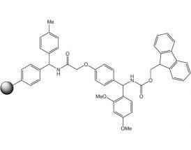 Fmoc-Rink-Amid-MBHA resin