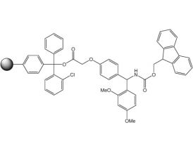 Fmoc-Rink-Amid-2CT resin