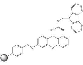 Fmoc-Sieber-PS resin