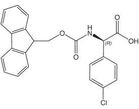 Fmoc-D-Phg(4-Cl)-OH