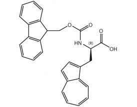 Fmoc-D-Ala(Azulene)-OH