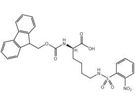 Fmoc-D-Lys(Ns)-OH
