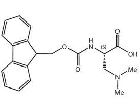 Fmoc-L-Dap(Me2)-OH*HCl