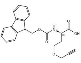 Fmoc-L-Hse(2-Propynyl)-OH