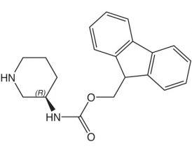 (R)-Pip(3-NH-Fmoc)*HCl