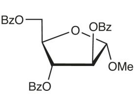 Methyl-2,3,5-tri-O-benzoyl-alpha-D-arabinofuranoside