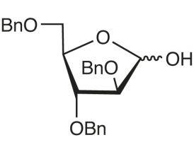 2,3,5-Tri-O-benzyl-alpha/beta-D-arabinofuranose