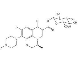 Levofloxacin acyl-beta-D-glucuronide