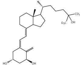 1-alpha,25-Dihydroxy-Vitamin D3-(26,26,26,27,27,27-D6)