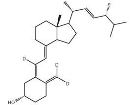 Vitamin D2-(6,19,19-d3)