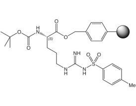 Boc-L-Arg(Tos)-Merrifield Resin