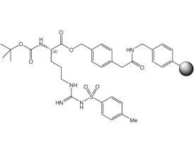 Boc-L-Arg(Tos)-PAM Resin