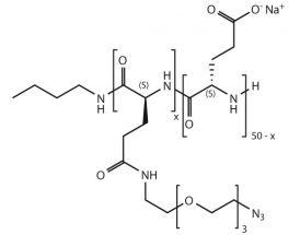 nBu-PGA(50)[PEG2-N3(20)]