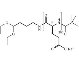 Aldehyde-PGA(200)tBu