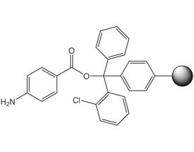 4-Aminobenzoic acid-2CT Resin