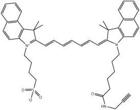 ICG-alkyne