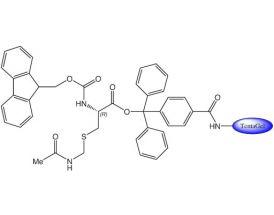 Fmoc-L-Cys(Acm)-Trt TG